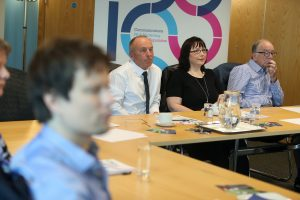 Birmingham Business Media Club in session